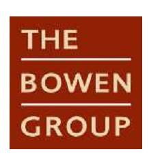 The Bowen Group Logo