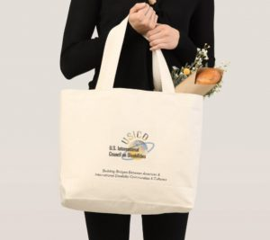 USICD Tote Bag